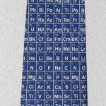 Slips det periodiske system, blå  small 1