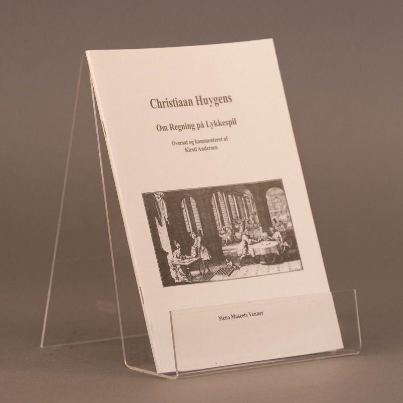 Christian Huygens - Om Regning på Lykkespil 1