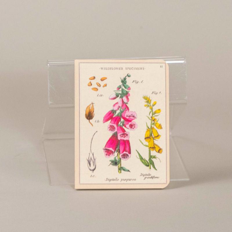 Notesbog med vilde blomster  2