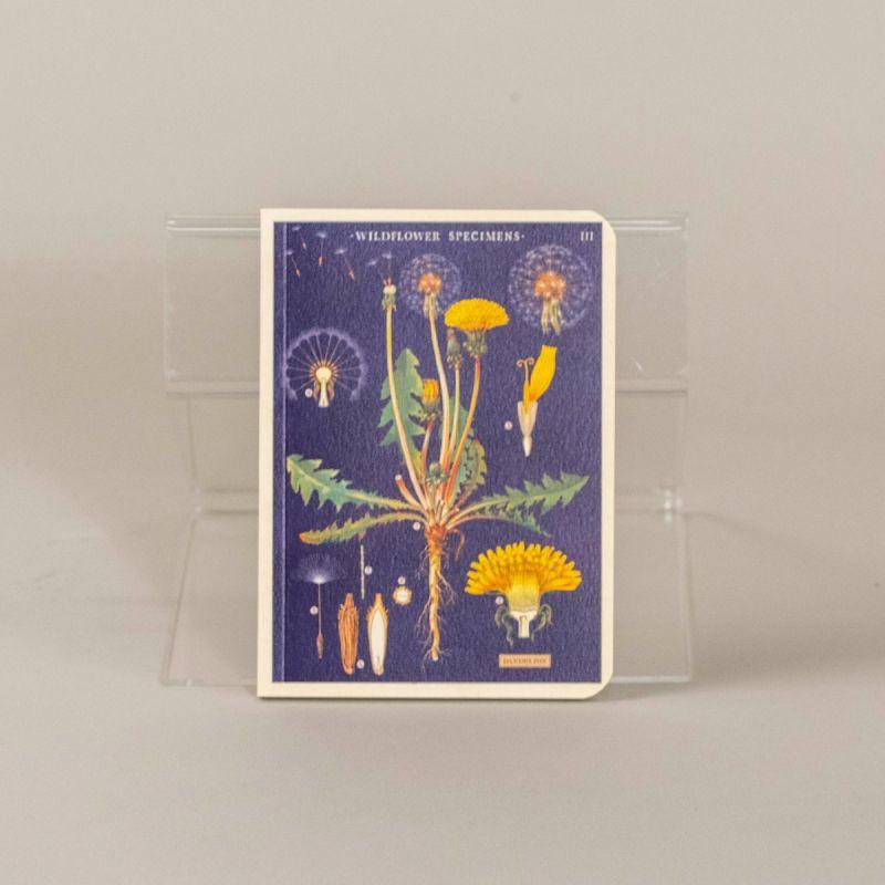 Notesbog med vilde blomster  3