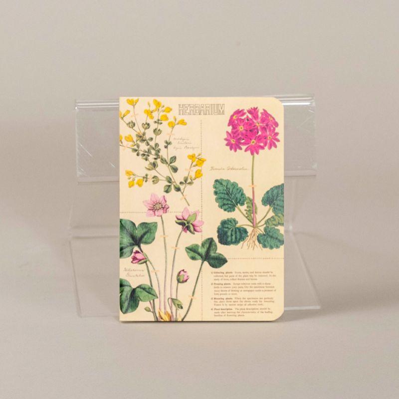 Notesbog med blomster og planter 2