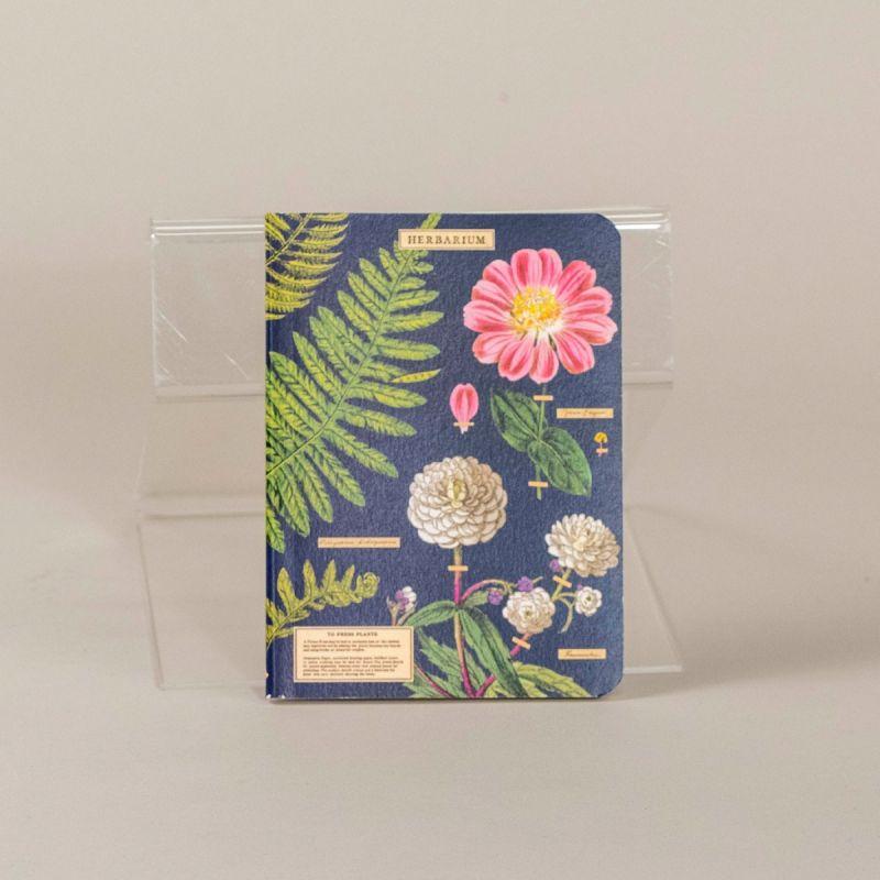 Notesbog med blomster og planter 3