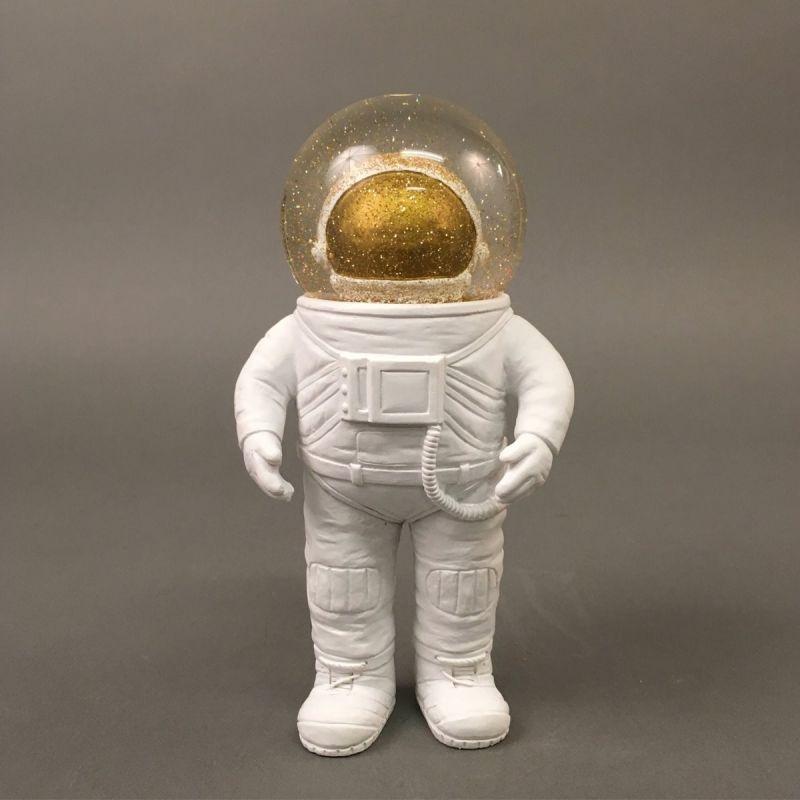 Astronaut-glimmerkugle, stor 1
