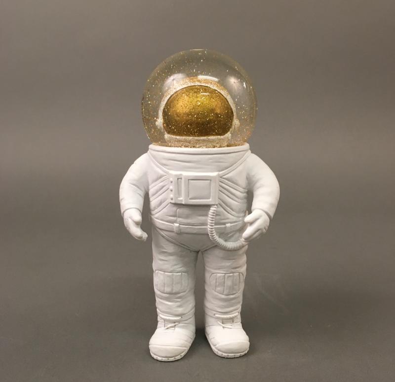 Astronaut-glimmerkugle, lille  1
