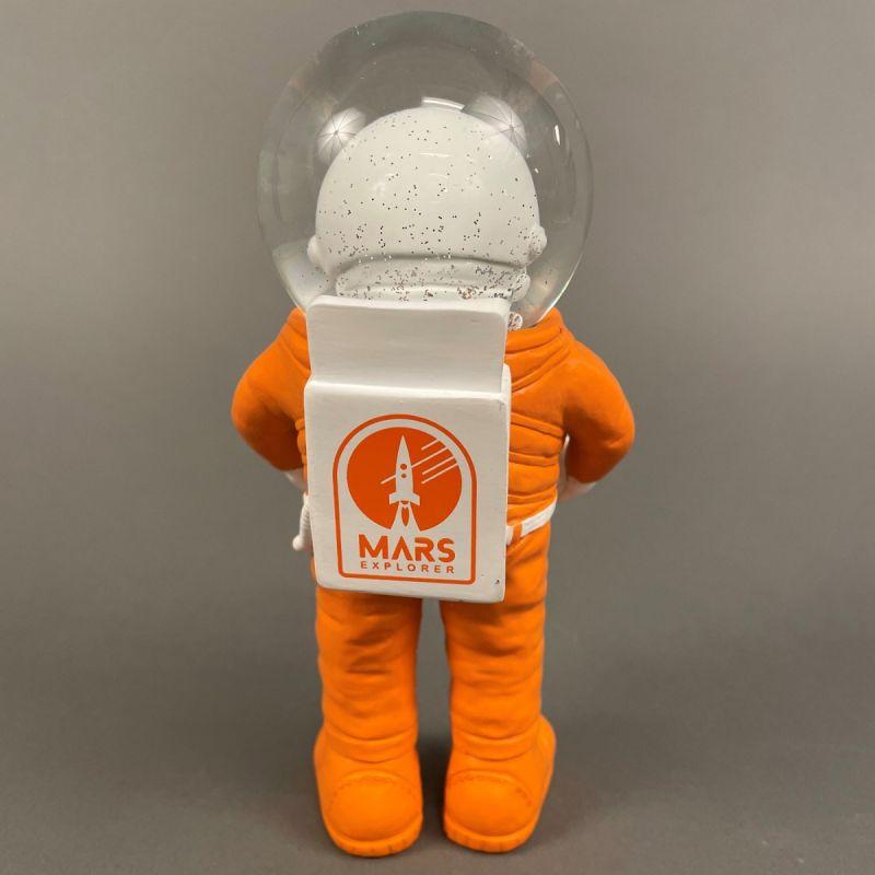 Marstronaut-glimmerkugle, lille 2