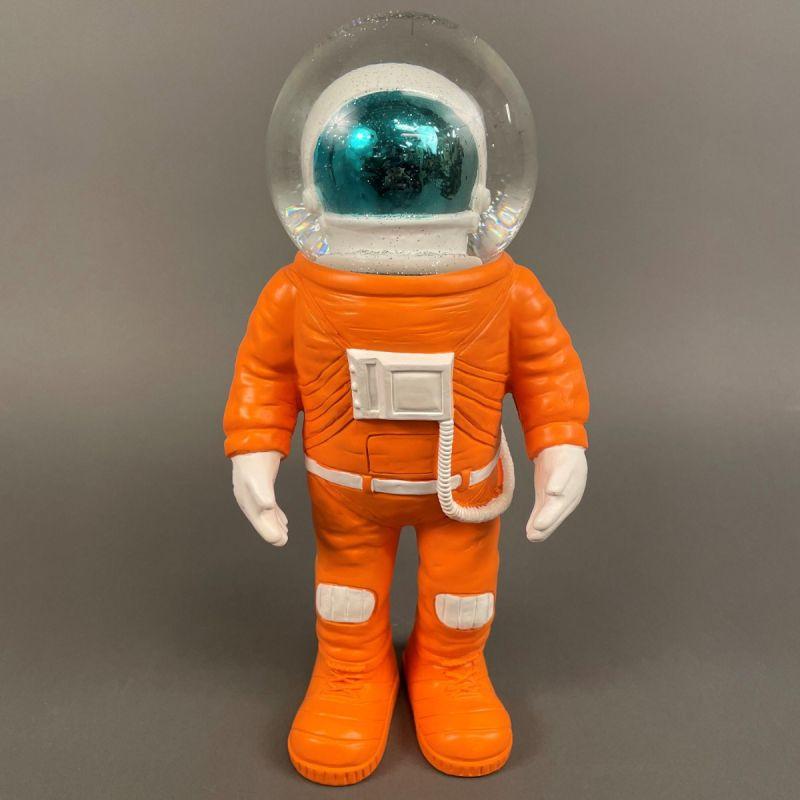 Marstronaut-glimmerkugle, stor 1