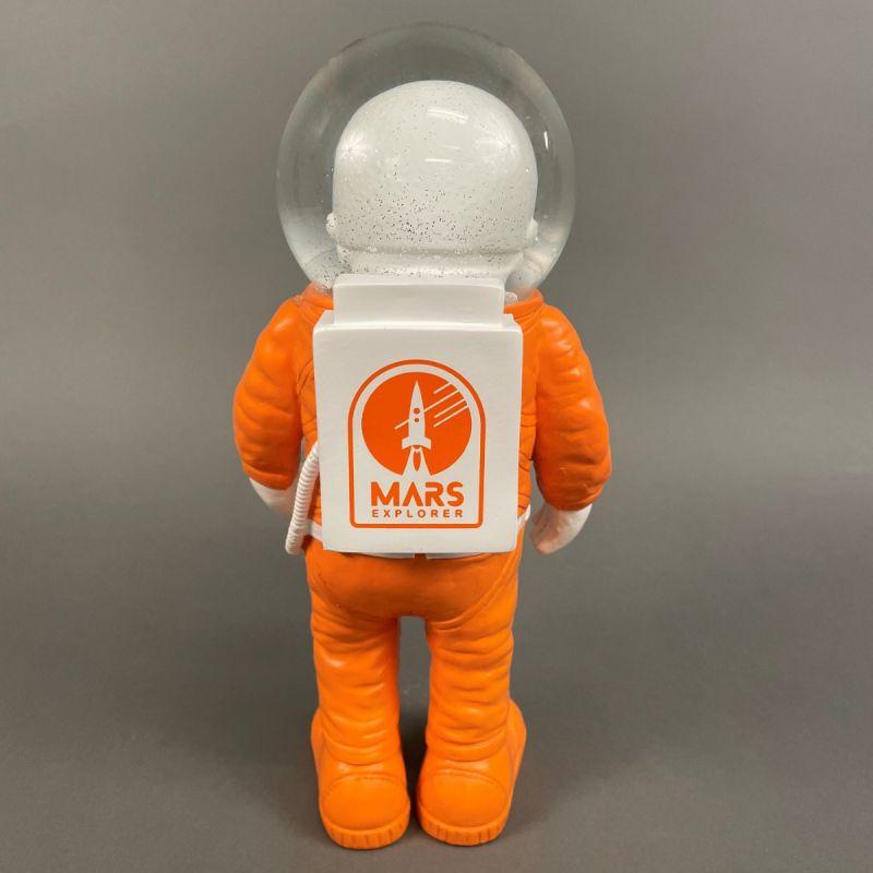 Marstronaut-glimmerkugle, stor 2