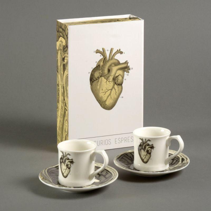 Espresso kopsæt med hjertet 1