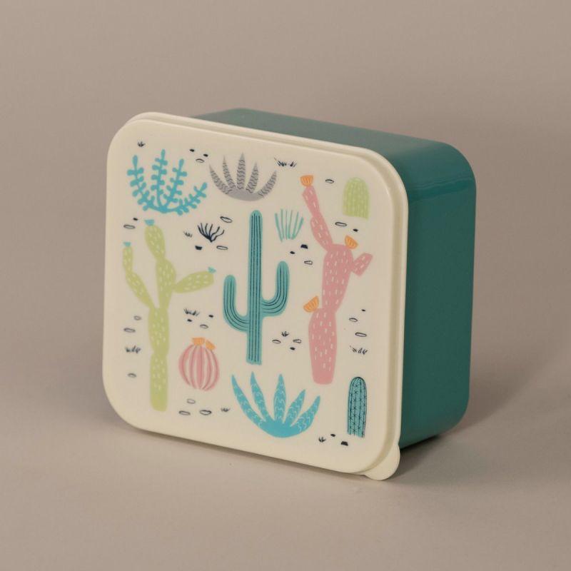 Madkasse med kaktus 1