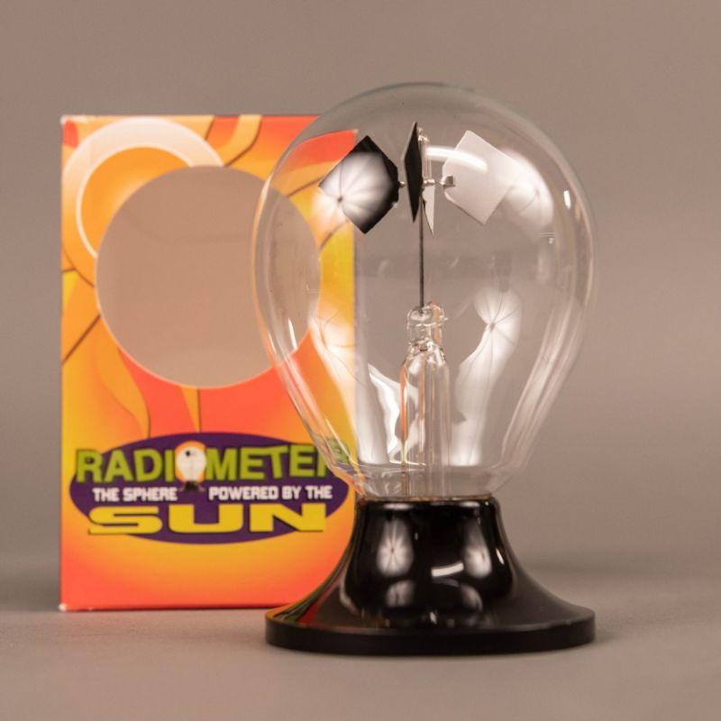 Radiometer i plast 1