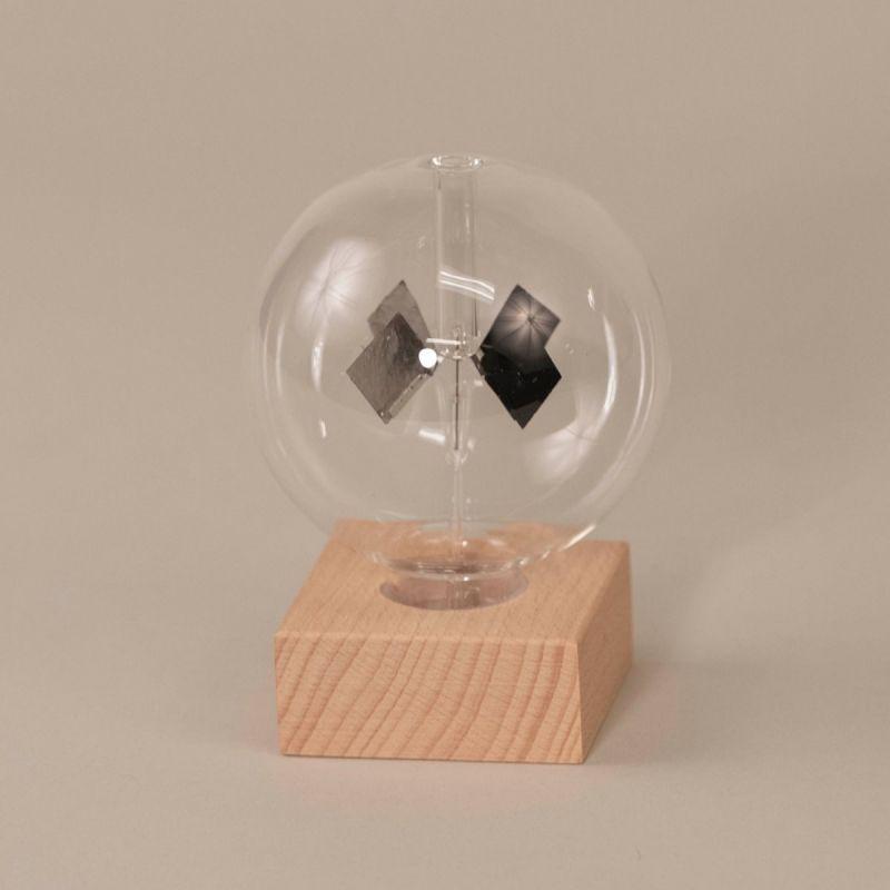 Radiometer i glas 2