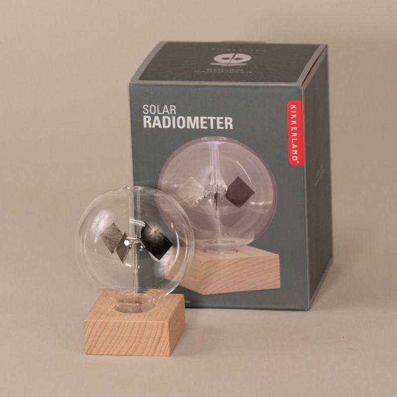 Radiometer i glas 1