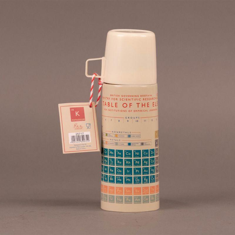Termoflaske med det periodiske system 2