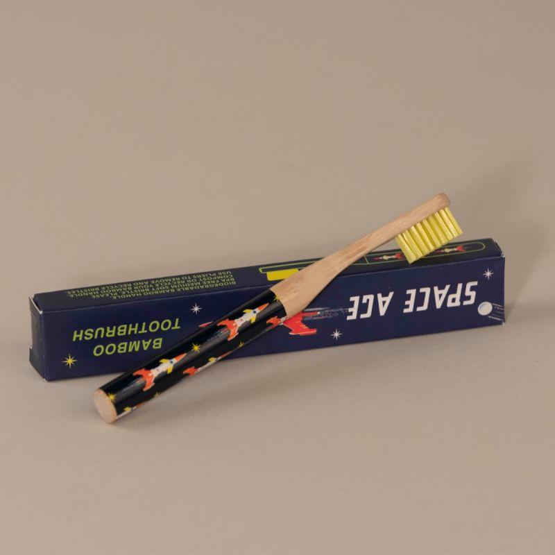 Tandbørste med raket 1