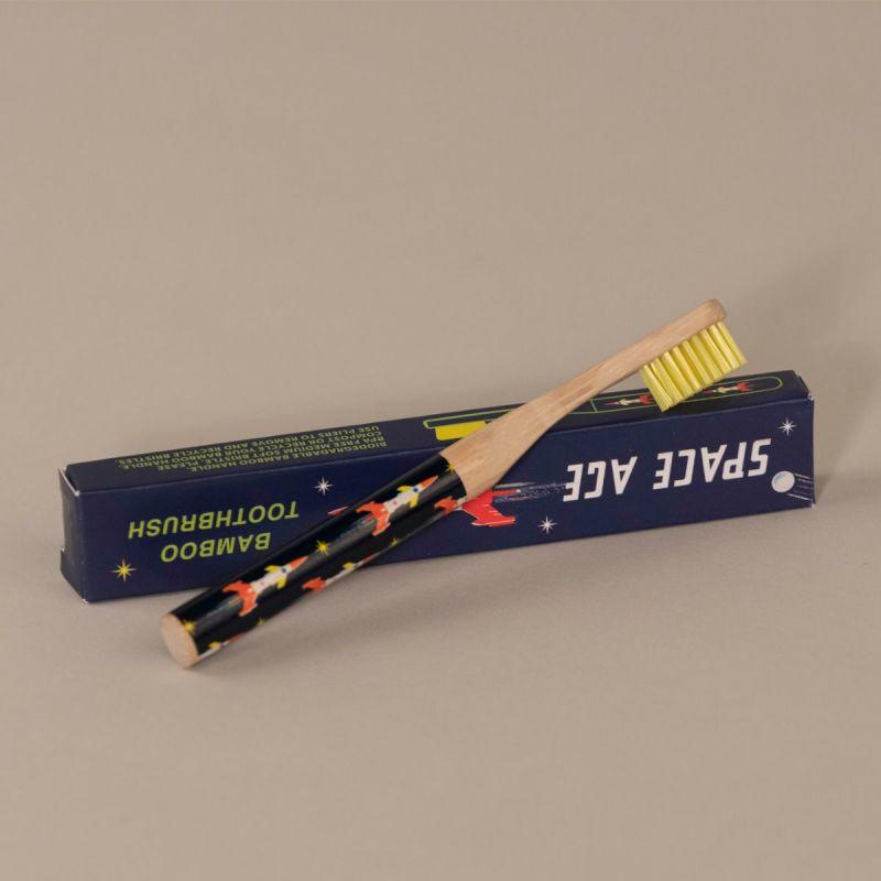 Tandbørste med raket 2