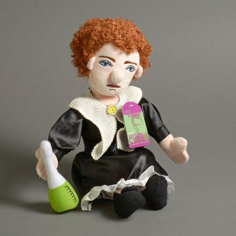Marie Curie kludedukke 1