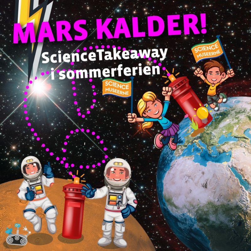 ScienceTakeaway, familiepakke med sjove aktiviteter 1