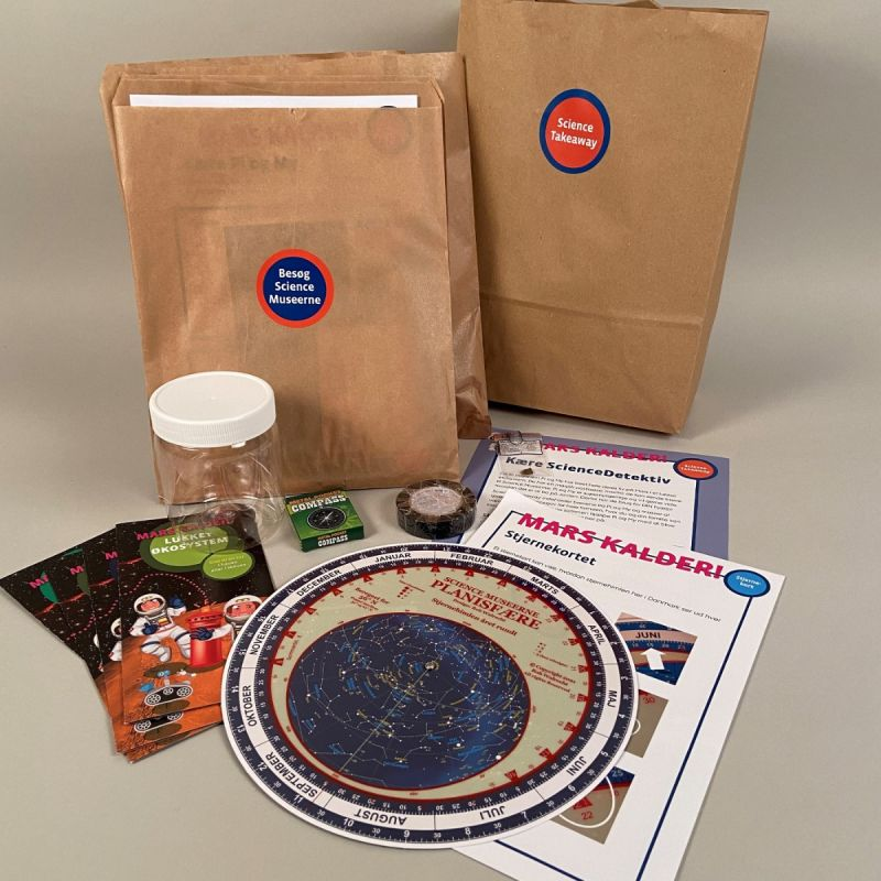 ScienceTakeaway, familiepakke med sjove aktiviteter 2