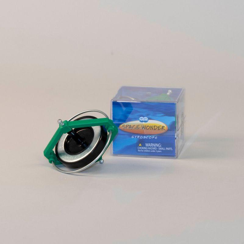 Gyroskop grøn 1