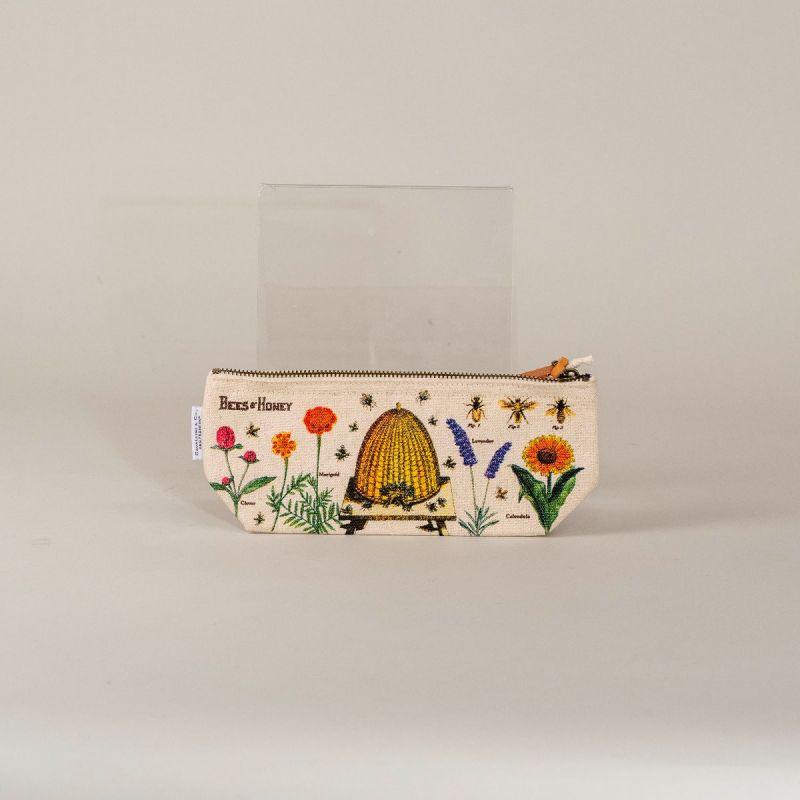 Penalhus bier og blomster 1