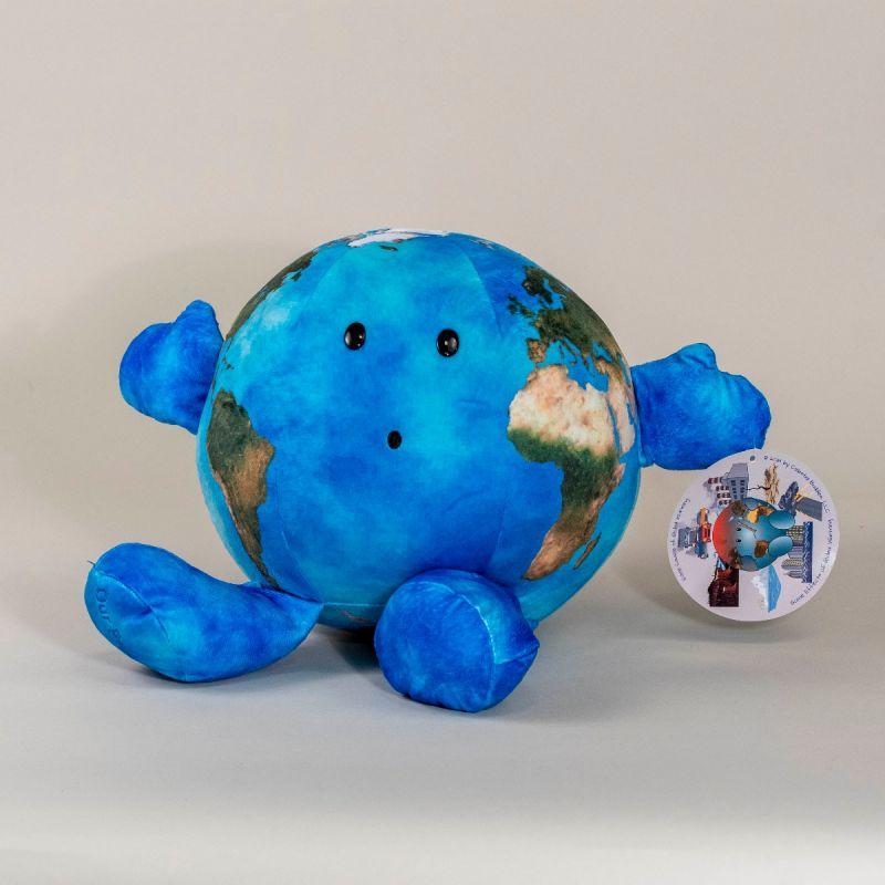 Planetbamse Klimajord 1
