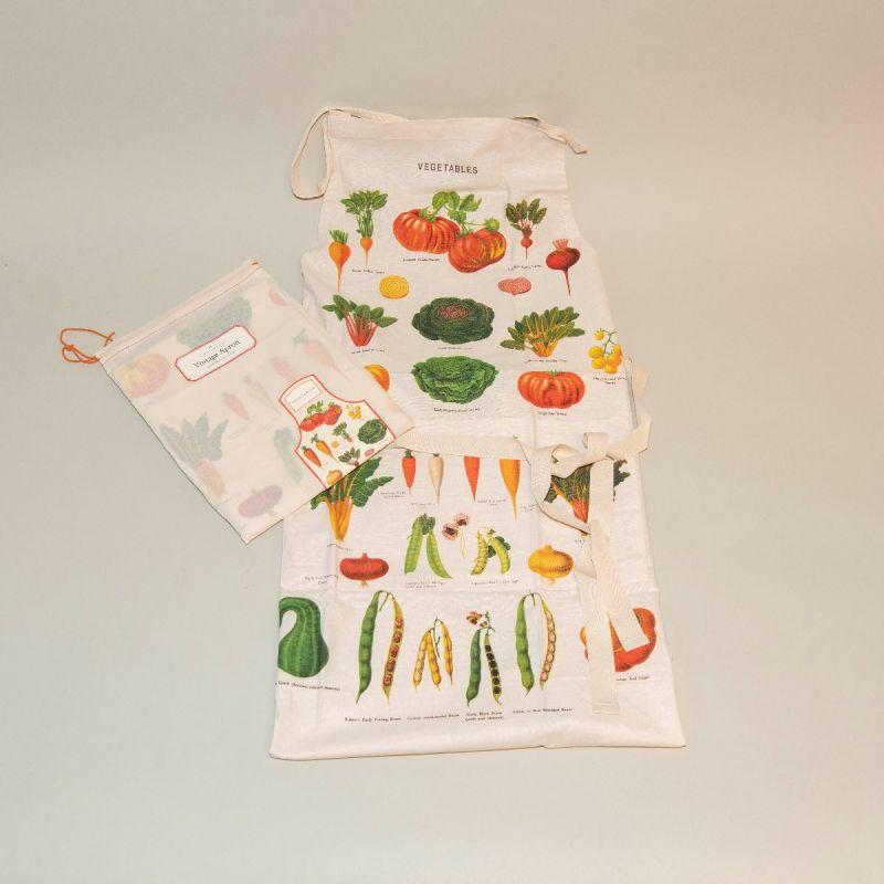 Forklæde grøntsager 1