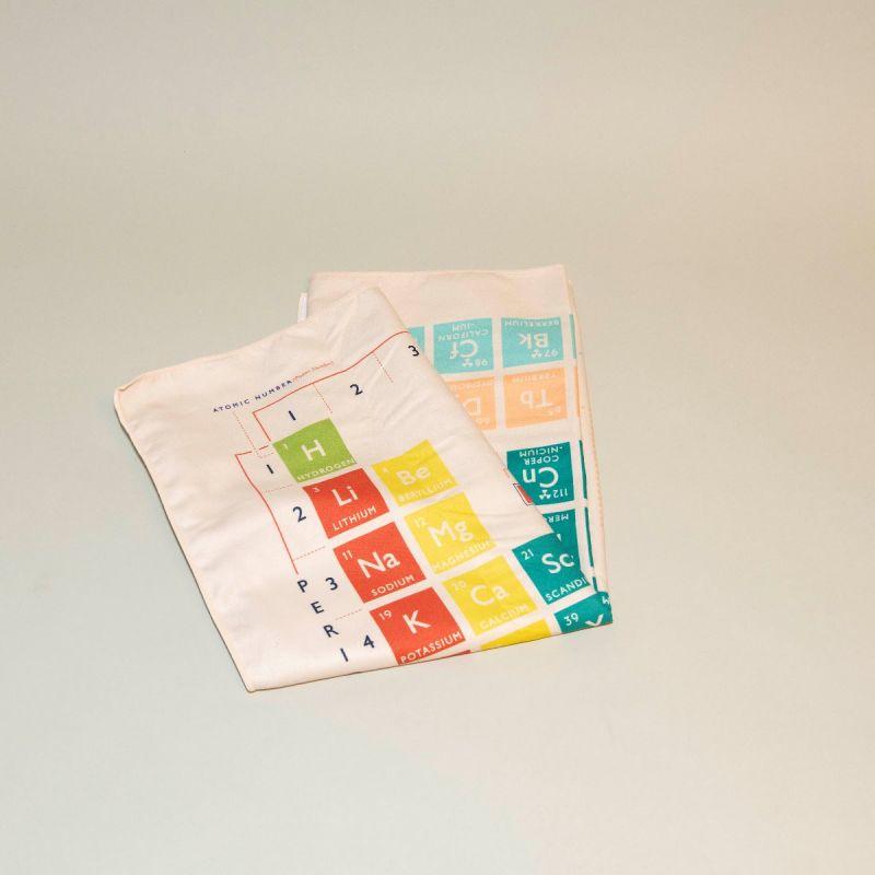 Håndklæde det periodiske system 1