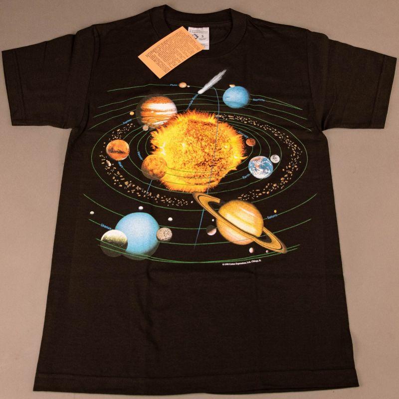 T-shirt Solsystem 1