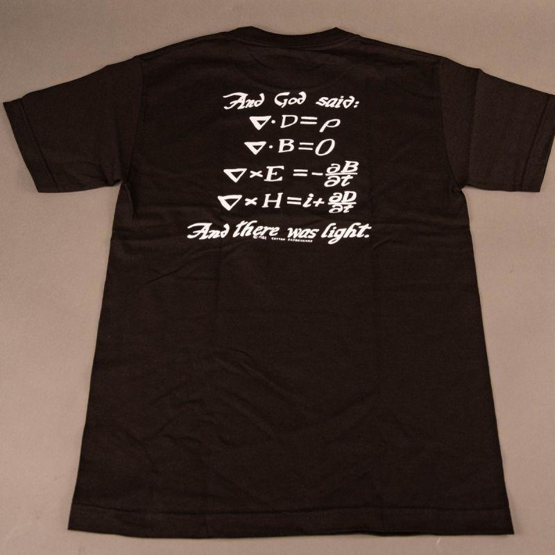 T-shirt Sort Hul 2
