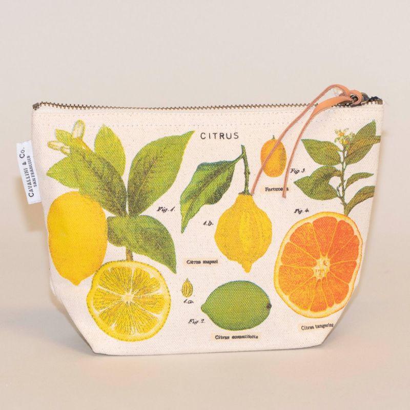 Toilettaske citrusfrugter 1
