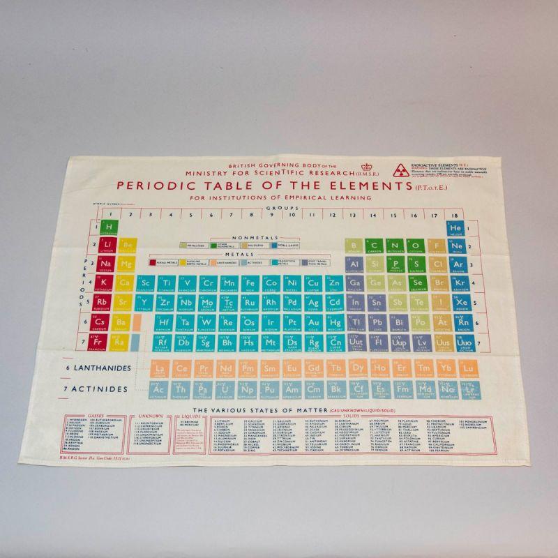 Viskestykke det periodiske system 1