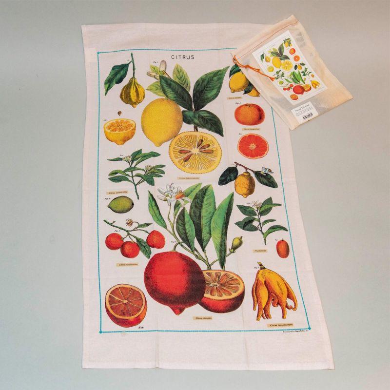 Viskestykke citron 1