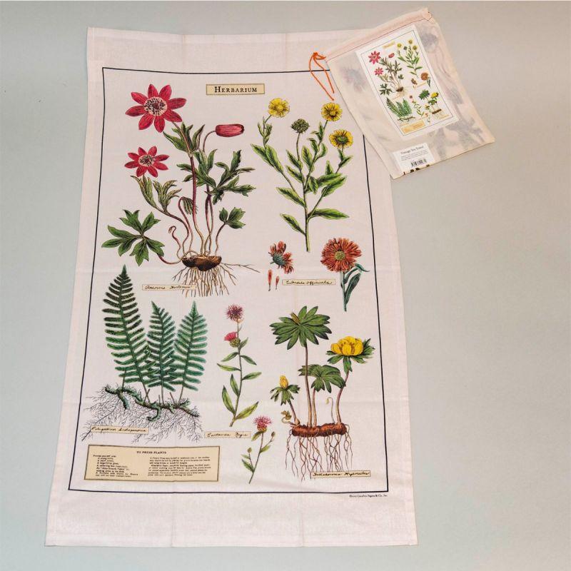Viskestykke herbarium 1