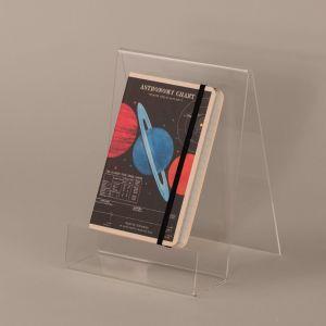 Notesbog med planeter