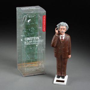 Solcellefigur-Einstein