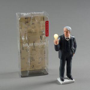 Solcellefigur-Edison