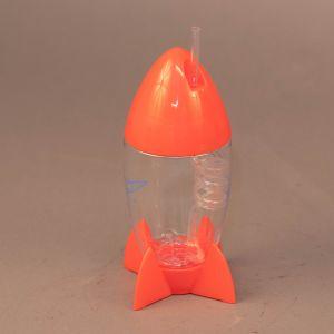 Vandflaske-m/sugerør-space