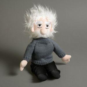 Albert Einstein-kludedukke