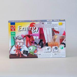 Energisæt 215 forsøg fra 10+