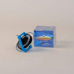 Gyroskop 8,5 cm blå