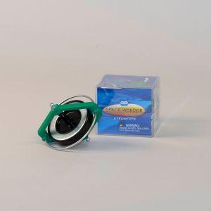 Gyroskop 8,5 cm grøn