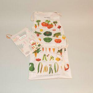 Forklæde grøntsager