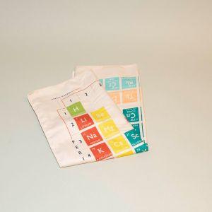 Håndklæde det periodiske system