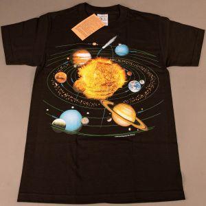 T-shirt Solsystem