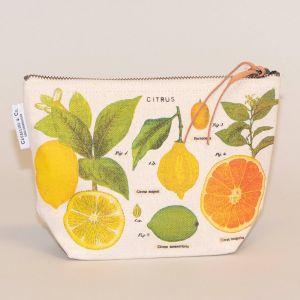 Toilettaske citrusfrugter