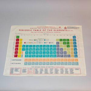 Viskestykke Det Periodiske System