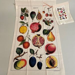 Viskestykke frugter